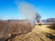 Tyler Creek prescribed burn
