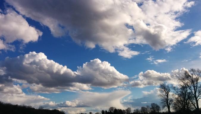 Big Sky - LeRoy Oakes